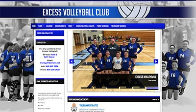 Excess Volleyball Club